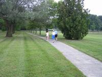 Walking Area